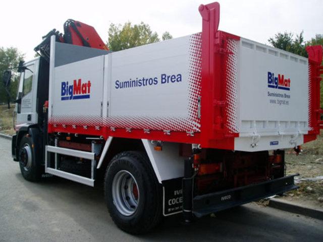 rotulacion de camiones madrid